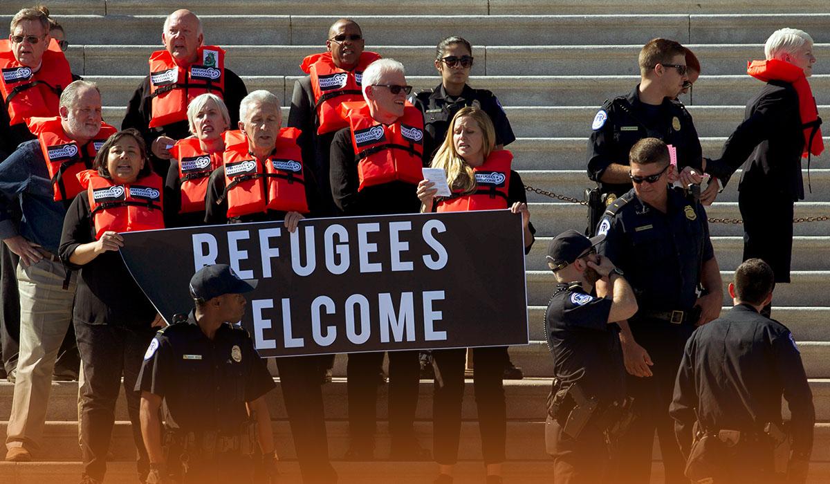 Joe Biden keeps American refugee cap at Trump-era 15,000