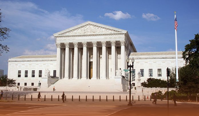 The Supreme Court ordered to limit home worship in California
