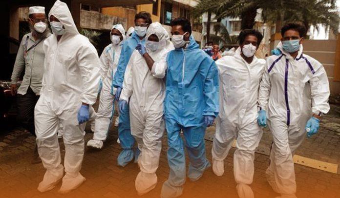 India experiences the worst day of the Coronavirus pandemic so far