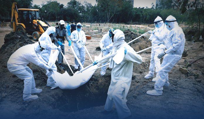 Global Coronavirus deaths surpassed 3 million