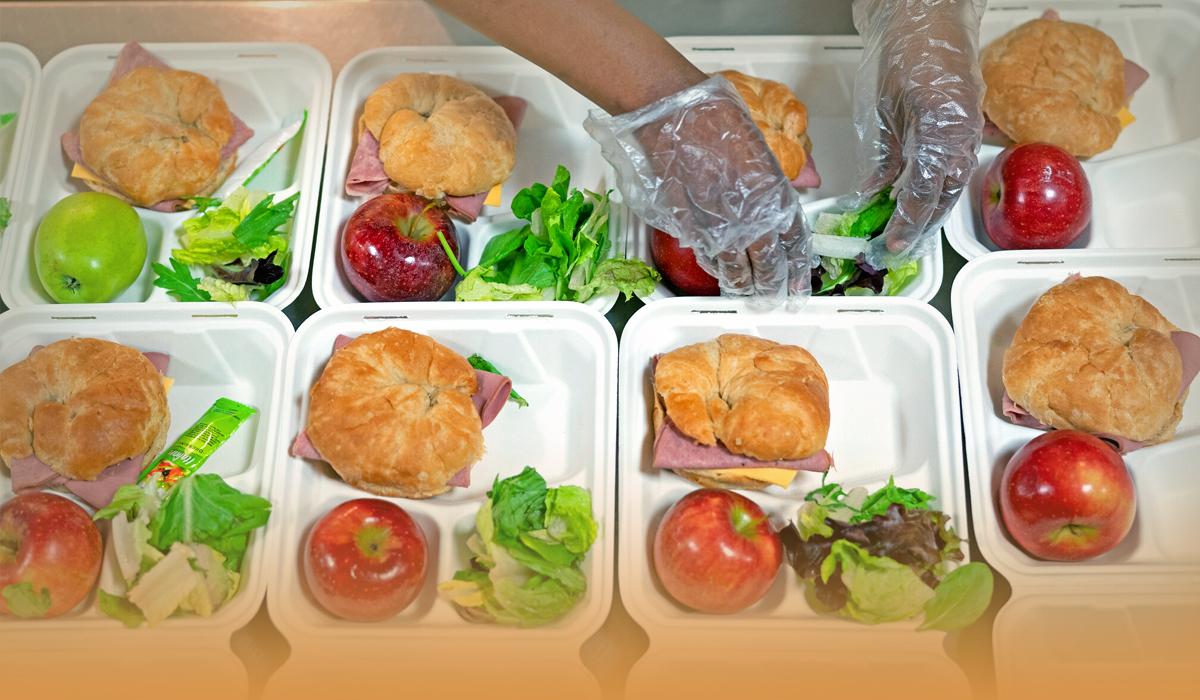 Biden to cut children poverty to half by initiating a food program for 34M schoolchildren