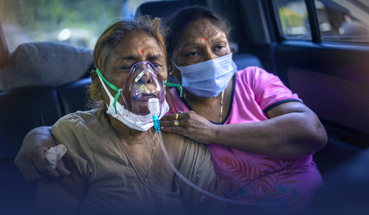 India is Dealing with the Worst Situation with Oxygen Shortage