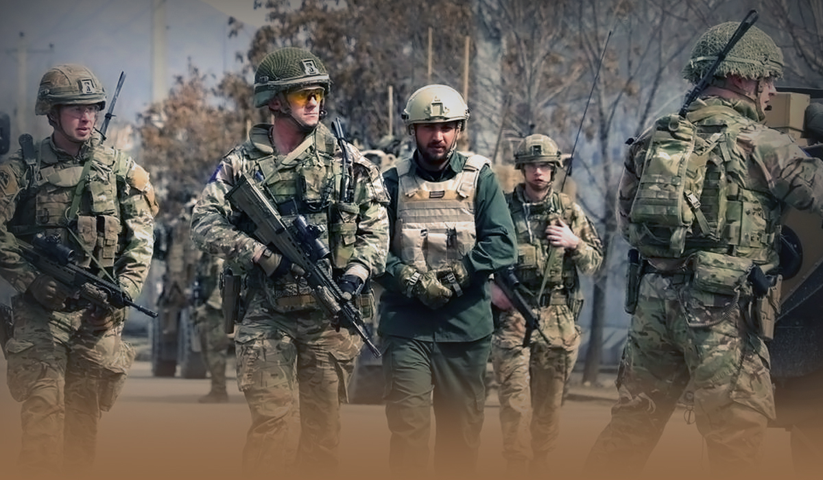 NATO Allies will also Leave Afghanistan with America