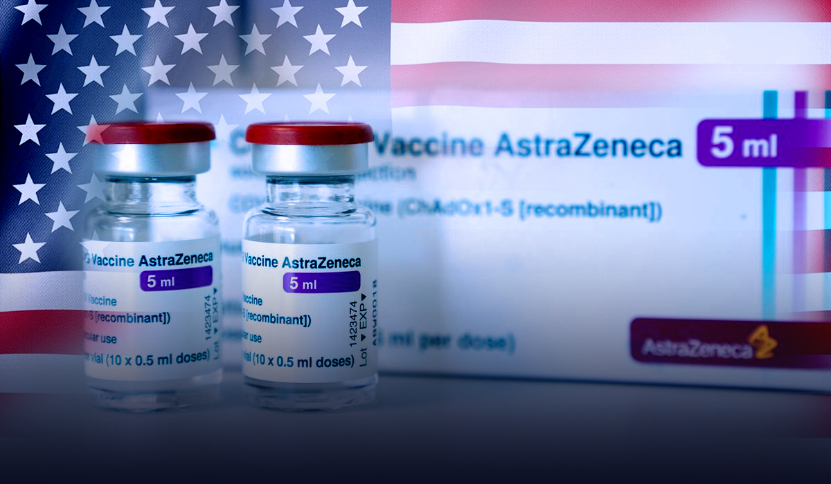 America to share AstraZeneca vaccine doses with other countries