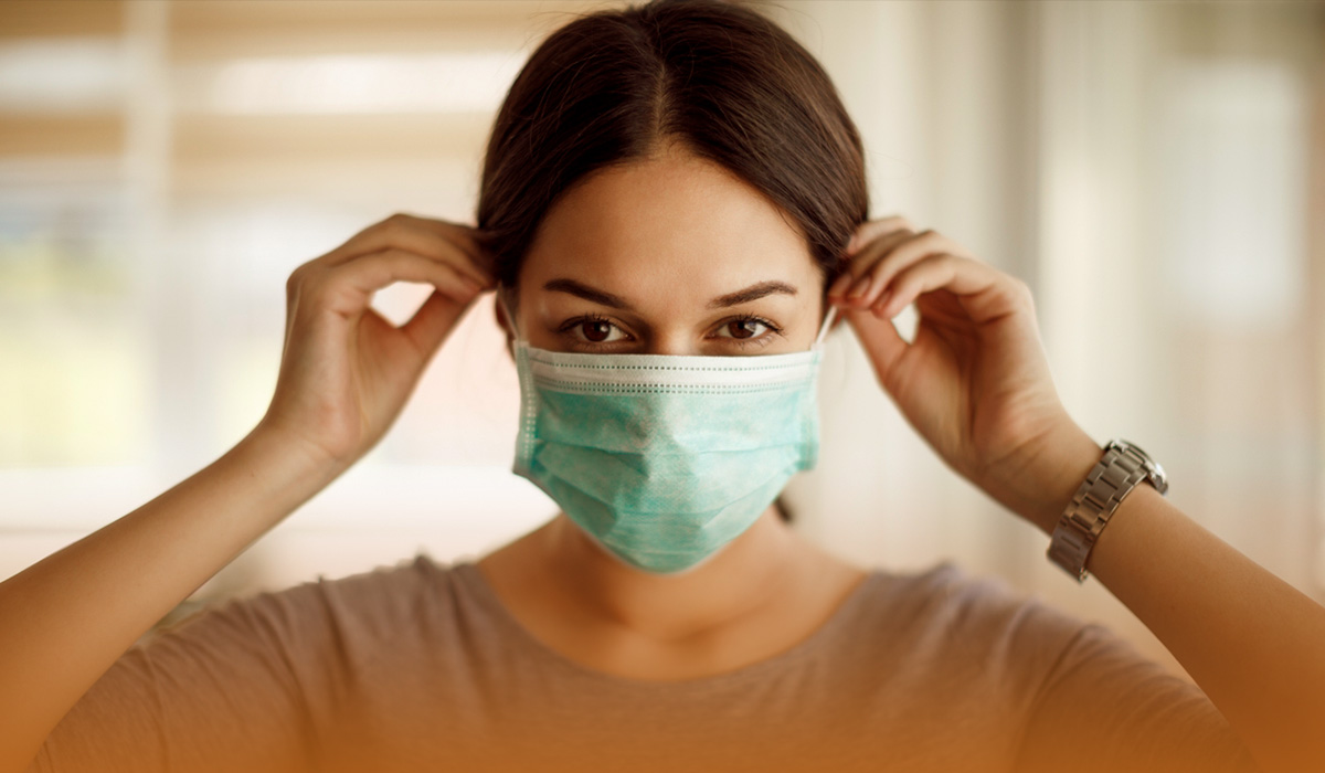 The CDC could relax indoor mask guidelines - Dr Fauci