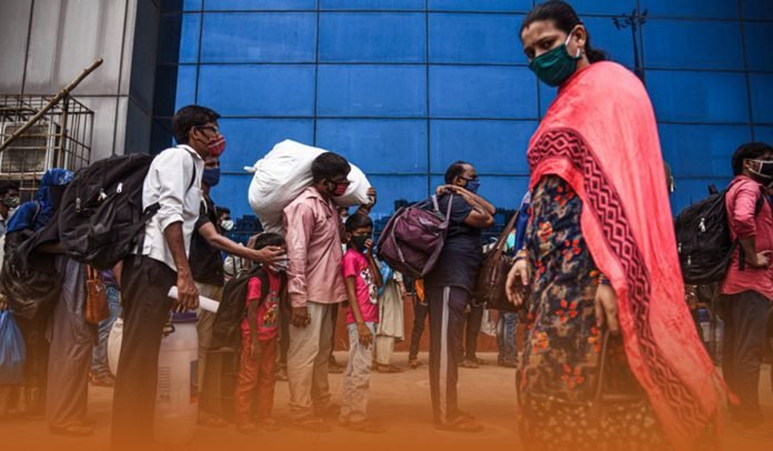 Countries imposing strict lockdowns to avoid disaster like India