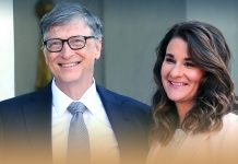 Bill Gates announced to end his 27-year long marriage