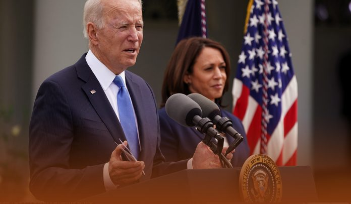 President Biden pushes for American voting rights legislation as restrictions ascend