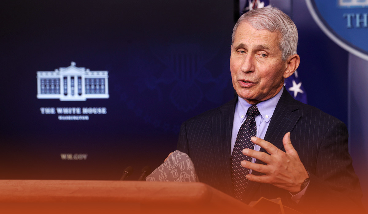 """Dr. Anthony Fauci says in TV Appearance, """"Attacks on Me are Attacks on Science"""""""