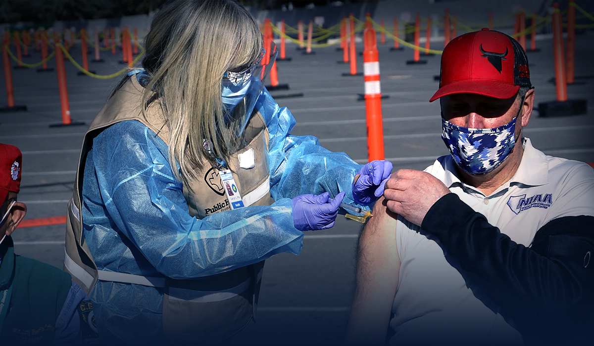 Mobile Inoculation Units to Boost Vaccinations in Small US Towns