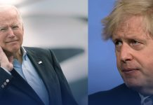 The U.S. and U.K Commit to establish strong bond but tensions escalate