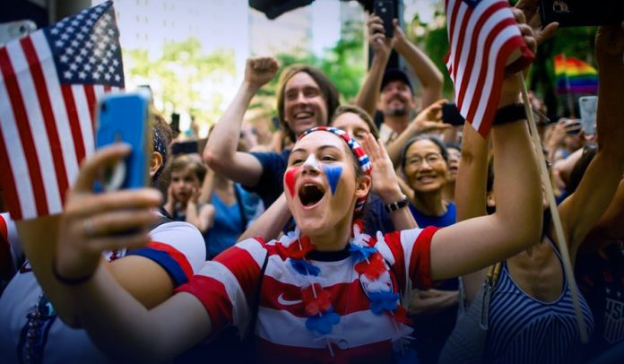 Poll Reveals that Social Liberalism is raised in America