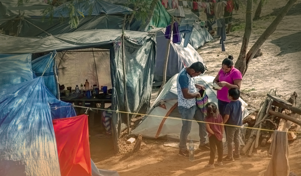 "Biden Officially Halts Trump's ""Remain in Mexico"" Shelter Program"