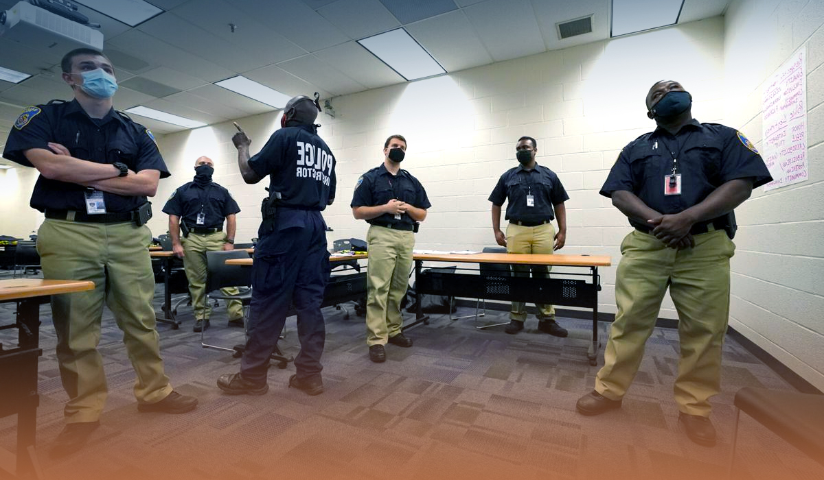 Law enforcement has been struggling to recruit since Floyd's Killing