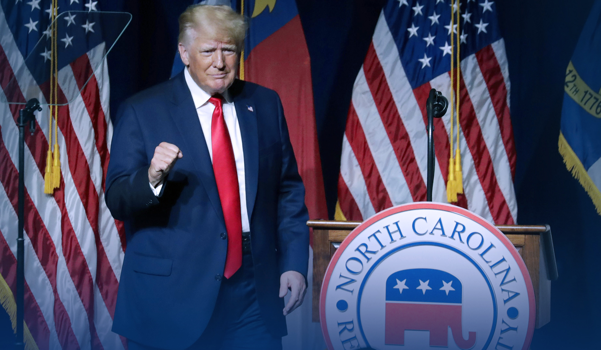 Donald Trump to take back the White House and Congress