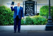 Trump Photo Opportunity was not cause of Protest - Federal Probe