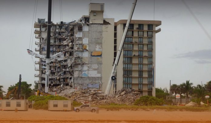 The Death Toll at Surfside Collapsed Condo Reached 90