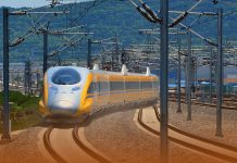 Tibet Debut's its First Bullet Train Service on 25 June