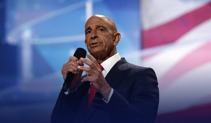 Thomas Barrack, Trump's Friend, will be Released on Bail