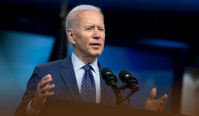 Biden Threatens Unvaccinated People Put Communities at Risk