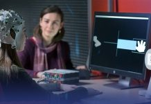 Device Detects Brain Signals to Support Paralyzed Person to Communicate
