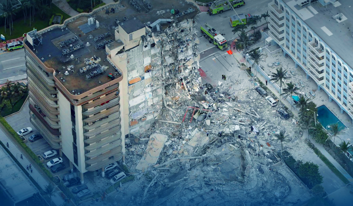 Surfside Building Collapse Death Numbers Surged to 36