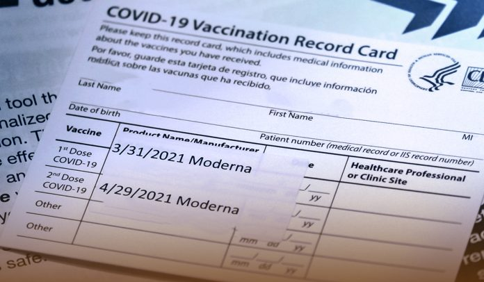 California Lady Doctor Taken into Custody for Giving Fake Vaccine Cards