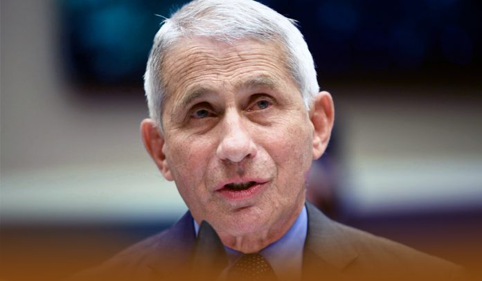 Dr. Fauci: America is going in the