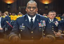 Lloyd Austin, Defense Secretary, Seeks Stable Relation with Beijing