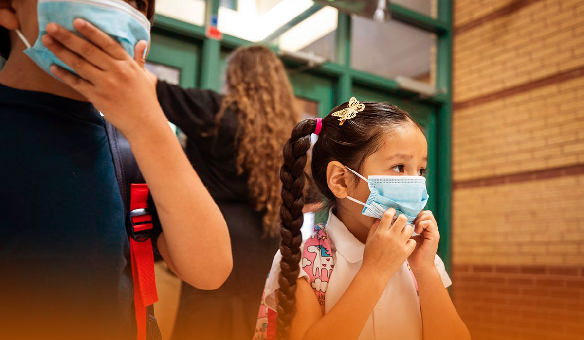 Mask conflicts, outbreaks make for tough beginning of school year