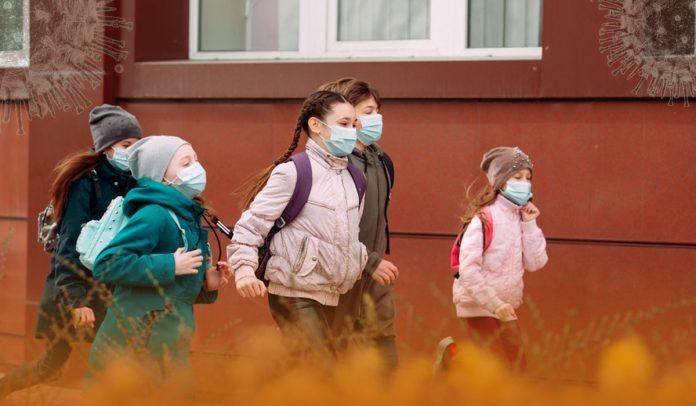 Delta Strain Hits Children as Schools Resume in the U.S.