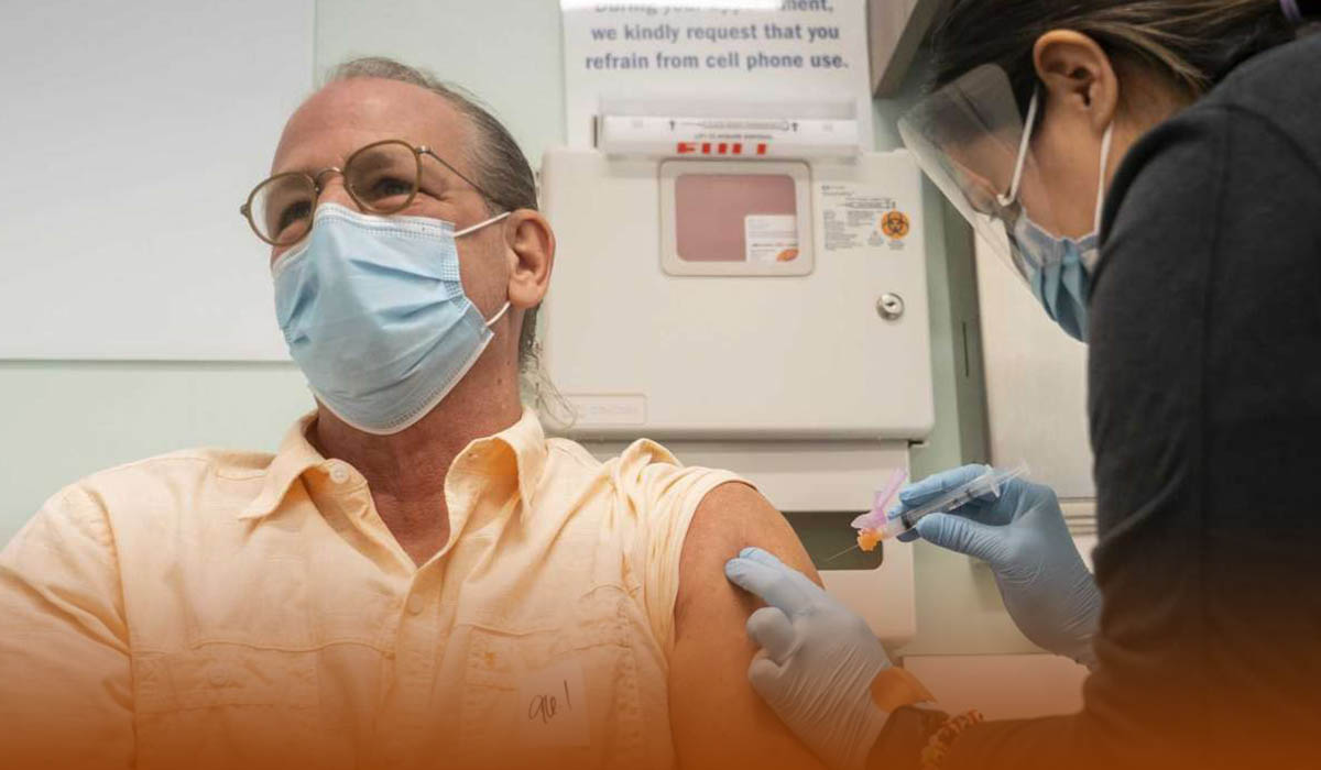 $100 Incentive Program: Texas' County Met a Sixfold Jump in Vaccine Pace