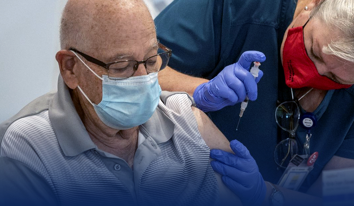America Considers COVID-19 Booster Shots for Elderly as Early as Fall