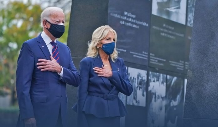 Biden Closed The Chapter On 9/11 On 20th Anniversary