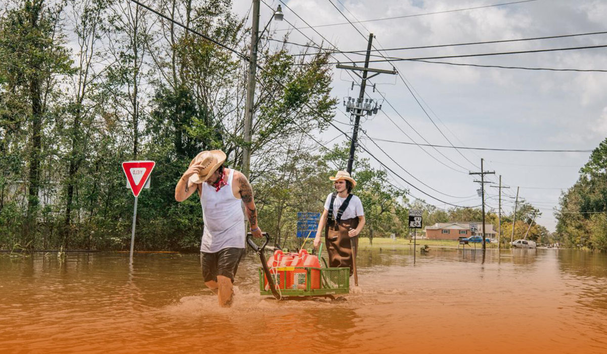 Hurricane Ida Electricity Failure, Still a Misery After 9 Days