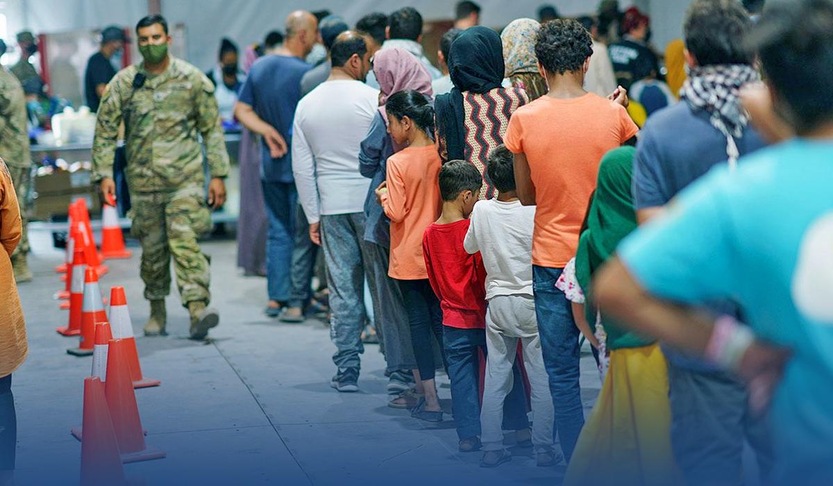 America Postpones Afghan Evacuee Flights Into U.S. Amid Measles