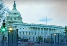 A California Person With Prohibited Weapons Arrested Near US Capitol