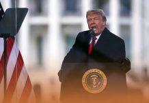 "Ex-US President Trump Launches His Own ""TRUTH Social"" Media Platform"