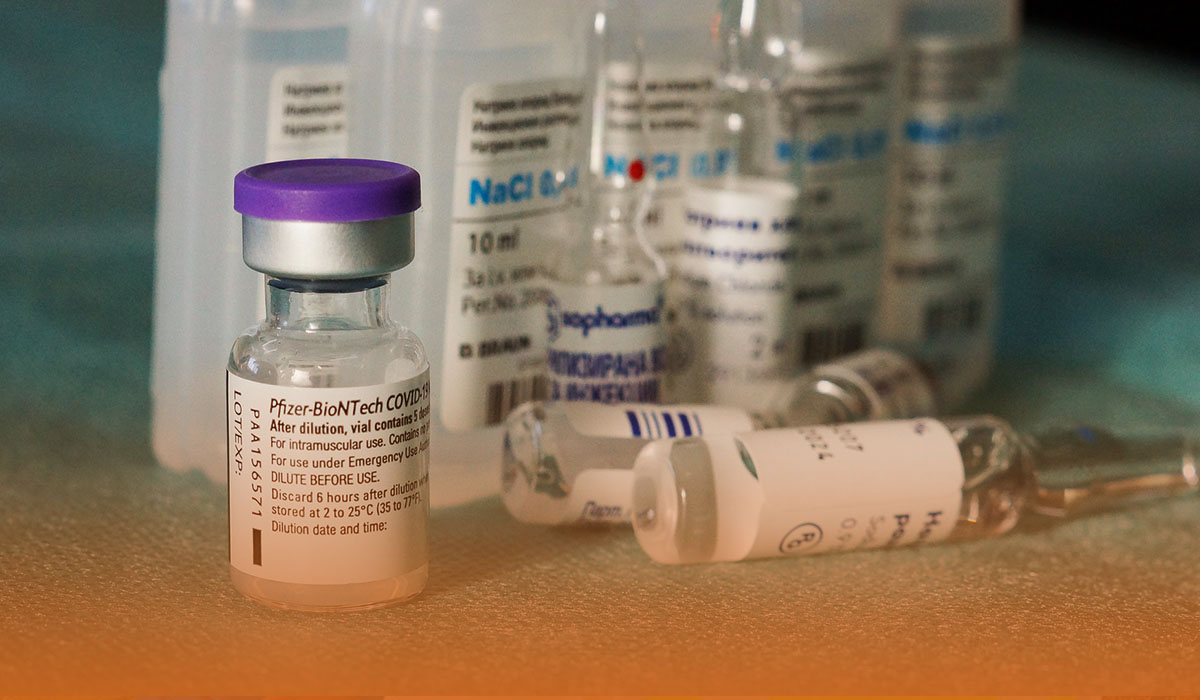 America Delivered Over 3.5M Pfizer-Made Vaccine Doses to Nigeria